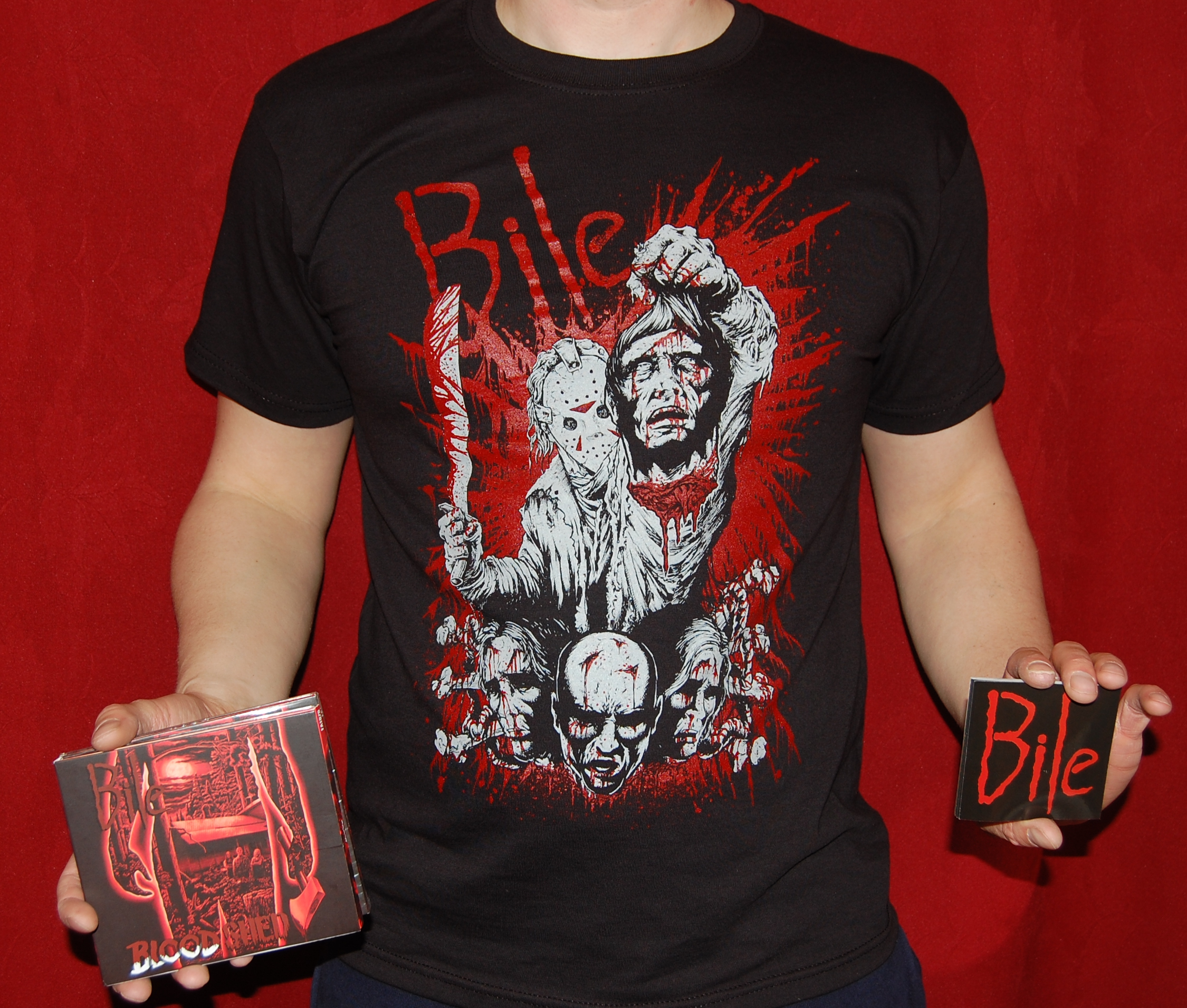Bile-Shirt-2016 Design by Maciej Kamuda