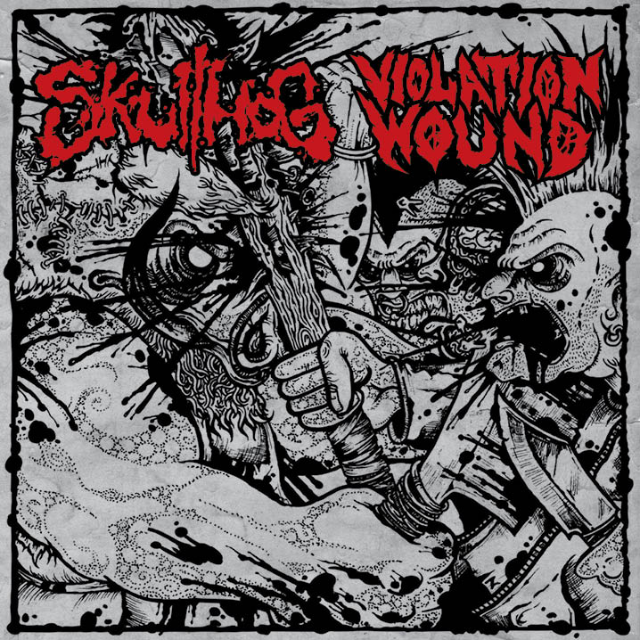 Violation Wound / Skullhog