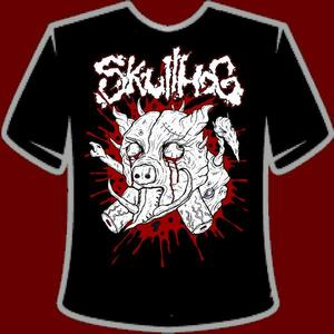 Skullhog Shirt 2013 - CHRIS REIFERT Design!